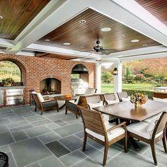 "240 Likes, 12 Comments - John Baranello (@johnbaranellodesign) on Instagram: ""Beautiful outdoor living room #outdoorlivingroom #outdoorliving #gardenarchitecture #landscape…"""