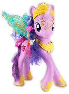 Princess Twilight Sparkle! The Dragyn's Lair: Toy Fair Highlight: @HasbroNews #TFNY #TF13