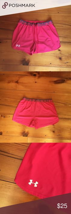 UNDER ARMOUR shorts✨PRICE IS FINAL✨ NO TRADES❌ PRICE IS FINAL                              last picture is a model of how the shorts fit Under Armour Shorts