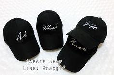 หมวกแก๊ปสีดำล้วนปักชื่อราคาถูกใบละ240บาท รวมปักไม่จำกัดตัวอักษรค่ะ ใบเดียวก็สั่งทำได้ หมวกเปล่าๆก็ขายค่ะ ด้านหลังปรับเลื่อนได้☺️😊😊👯 #หมวกปักชื่อ #หมวกปักตัวอักษร #หมวกปักชื่อตัวเอง #หมวกแก๊ปสีดำ #หมวกปักชื่อราคาถูก