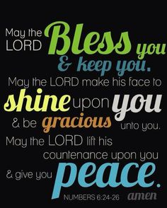 """""""May Yahweh bless you and protect you; may Yahweh make His face shine on you and be gracious to you; may Yahweh look with favor on you and give you peace. Bible Verses Quotes, Bible Scriptures, Faith Quotes, Godly Quotes, Bible Prayers, Biblical Quotes, Life Verses, Healing Scriptures, Prayer Scriptures"""
