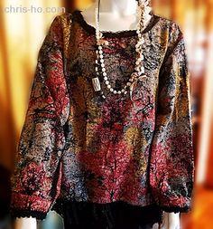 """Fra """"skapfyll"""" til bruksglede... - Fra kosekroken - Chris-Ho.com Blouse, Sweaters, Tops, Women, Fashion, Blouse Band, Moda, Women's, La Mode"""
