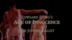 "The Joffrey Ballet: Photos of Edwaard Liang's ""Age of Innocence"" by aotpr.com. Photo collage of The Joffrey Ballet performing ""Age of Innocence"".  Photos courtesy of The Joffrey Ballet."
