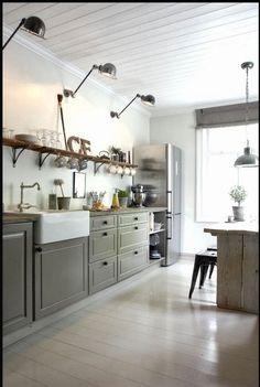 monday TO sunday HOME: kitchen