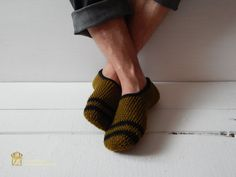 Mens Slippers Mens House Slippers Teen Boy Slippers by Exclusive72