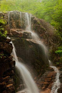 New Hampshire - Waterfall