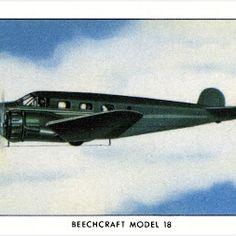 Beechcraft Model 18  -  Jeff Sexton - Google+