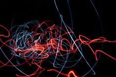 Hobre con Barba   Blog   Tekenen met licht