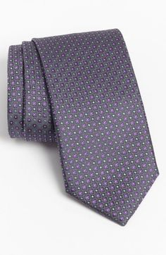 Canali Woven Silk Necktie | Neckwear and Accessory
