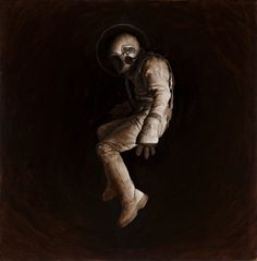 Jeremy Geddes The Lonely Cosmonaut Cosmos, Supreme Wallpaper, Samus Aran, Astronauts In Space, Major Tom, Futuristic Art, Lost In Space, Australian Artists, Art Sketchbook