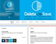 Follw Us or like or Comment on our #Google+ Official Page https://plus.google.com/+Deleteorsave #deleteorsave
