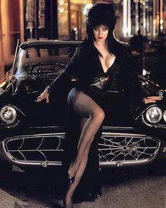 Elvira, break my heart
