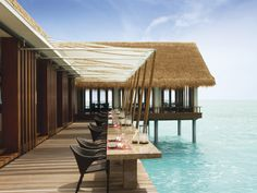 On a man-made island in the Indian Ocean, Reethi Rah boasts 130 private villas, each with its own personal stretch of coastline. The bamboo ceilings and open architecture beautifully blend the indoors with the outdoors. Ultimate indulgence: Receive an Indian Ayurvedic Healing treatment in one of the 2 over-water spa suites. More stunning Indian Ocean hotels: The Prince Maurice, Mauritius; Six Senses Samui, Ko Samui, Thailand; The Lemuria, Seychelles; Soneva Gili, Maldives