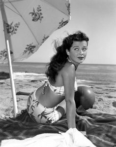 Gail Russell- Classic beauty