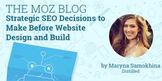 Asking the right SEO questions before you build a site sets you up for success later on. Check out the most important considerations to make before going all-in with a new website.