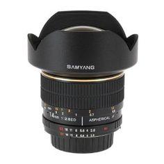 Samyang obiettivo grandangolare 14 mm f/2.8 IF ED MC aspherical per fotocamere digitali Canon: Amazon.it: Elettronica