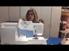 Sew Inspired by Bonnie's Tuesday's Tip: Wing Needles & Embroidery! - YouTube