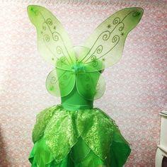 Tutu, Tinkerbell Dress, Disney Princess Dresses, Halloween Disfraces, Tinker Bell, Shrek, Disneybound, Fairy Costumes, Cosplay