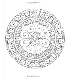 Amazon.com: Tangled Circles and Mandalas: 52 Drawings to Finish and Color--Plus Design Guide and 30 Patterns for Tangling (Tangled Color and Draw) (9781589239494): Jane Monk: Books