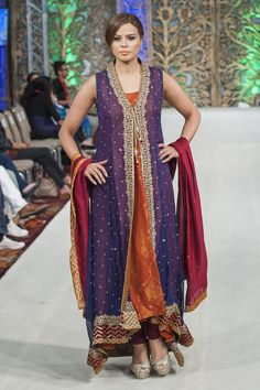 #RaniEmaan Formal Collection at PFWL 14 #fashionshows #PFWL