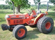 Kubota b1700 b2100 b2400 tractor workshop service repair manual l3650 sciox Images