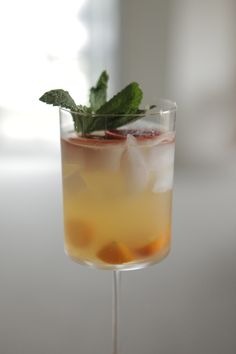 The Big Chill sangria