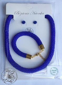 Kup mój przedmiot na #vintedpl http://www.vinted.pl/akcesoria/bizuteria/12551893-komplet-bizuterii-hand-made