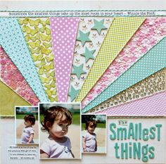 #papercraft #scrapbook #layout. ⊱✿-✿⊰ Follow the Scrapbook Pages board  visit GrannyEnchanted.Com for thousands of digital scrapbook freebies. ⊱✿-✿⊰
