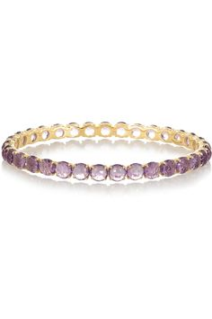 Ippolita | Lollipop 18-karat gold amethyst bangle (=)