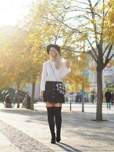 Everyday life. Everyday fashion. Do každého outfitu dávám kousek sebe a články se vás snažím pobavit.