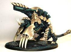 Help with black skin | The Tyranid Hive
