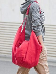 Concise Pure Color Bulky Shoulder with Mini Bag For Women Cheap Bags, Cheap Clothes, Hobo Bag, Asian Fashion, Mini Bag, Sling Backpack, Pure Products, Stuff To Buy, Shopping