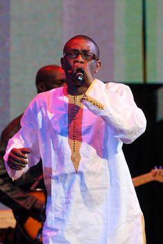 Youssou N'Dour Photos - Africa Rising Festival - Show - Zimbio