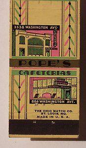 Pope's Cafeterias