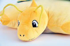I WANT: Dragonite Pokemon Pillow Pet