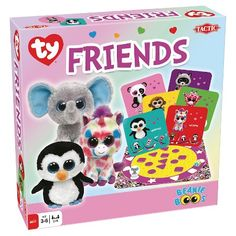 Ty Friends Board Game   Target Beanie Boo Games 267e63429