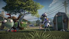 Plants vs. Zombies: Garden Warfare digs into the trenches with an explosive new Co-op and Multiplayer action experience.