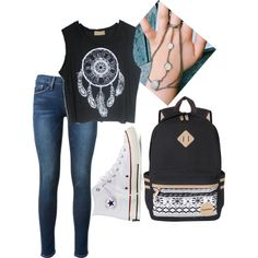 Edgy Back To School Outfits 2014 | www.pixshark.com - Images Galleries With A Bite!