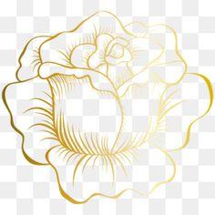 Pink Background Images, Gold Background, Rose Images, Art Images, Rosa Stencil, Christmas Wreath Illustration, Flower Border Png, Crown Tattoo Design, Rose Clipart