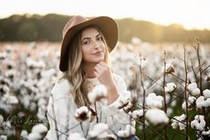 Gorgeous! SO much fun with Ivy in the beautiful cotton fields. Did i ever tell you how much i love hats:) Chris Landau Photography / Memphis Senior Photographer / collierville senior photographer / cotton field / cotton session / senior girl cotton poses Senior Session, Senior Photos, Senior Portraits, Downtown Memphis, Cotton Fields, Portrait Pictures, Love Hat, Graduation Photos, Senior Girls