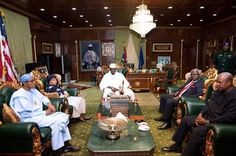 Welcome to NewsDirect411: Gambia Election: President Buhari And Other West A...