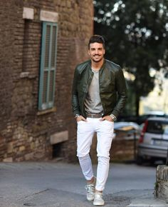 Sitemap – White Jeans For Men Dope Outfits, Urban Outfits, Casual Outfits, White Jeans Winter, White Pants Outfit, Slim Jeans, Urban Fashion, Men's Fashion, Summer Wear