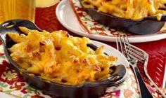 PointsPlus Baked Macaroni and Cheese Recipe