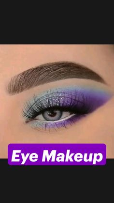 Dark Eye Makeup, Eyebrow Makeup Tips, Asian Eye Makeup, Purple Eye Makeup, Eye Makeup Art, Smokey Eye Makeup, Makeup Inspo, Eyeshadow Makeup, Beauty Makeup