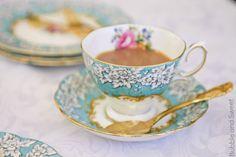Bubble and Sweet: Vintage Royal Albert Enchantment China and a ...