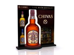 diseño para punto de venta Exhibition Display Stands, Pos Display, Point Of Purchase, Point Of Sale, Beer Bottle, Whiskey Bottle, Menu Holders, Displays, Whisky