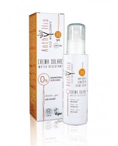 Crema Solar SPF 30 Bio, 100ml Anthyllis