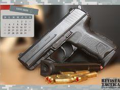 Calendar 2014 - January Calendar 2014, Hand Guns, January, Journals, Firearms, Pistols