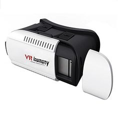 8b80ca7d6ab Monba VR Virtual Reality Video Movie Game Glasses Headset For inch  Smartphones