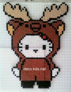 Reindeer Hello Kitty